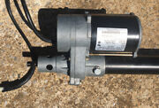 Jaeger Industrial Motor Mj 8235 Ac 1 Ph In Great Working Condition Cleaned Up