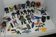 Vintage Lot Of Action Figures Funko, Small Soldiers, Gargoyle, Spawn