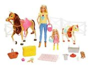 Barbie And Chelsea The Ranch Fxh15 887961691368 Mattel S. R.l Toy Blow Up Toy
