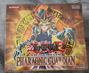 Yugioh Pharaonic Guardian 24 Pk Booster Box 1st Edition - Sealed