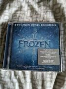 Frozen 2 Disc Deluxe Edition Soundtrack Cd Us Edition