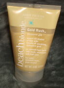 Nos John Frieda Beach Blonde Gold Rush Shimmer Gel 4oz New Sparkling Tube Usa
