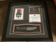 Inglorious Basterds Screen Used Prop With Coa