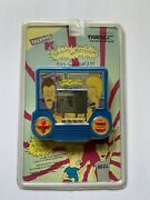 Nos Beavis And Butthead Vtg 1994 Tiger Electronics Handheld Game Sealed In Package