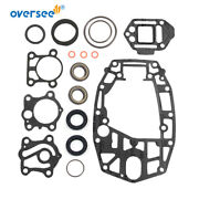 Gear Box Gasket Kit 6h4-w0001-21 For Yamaha Outboard 3 Cyliner Lower Unit Seal