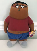 The Cleveland Show Cleveland Jr Plush Junior 11 Nanco 2010- Tags Attached