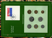 Coin Sets Of All Nations France French 1978-1990 Unc 1 Franc 1978