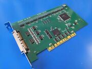 Contec Smc-4dl-pci High-speed Line Driver Output 4 Axis Motion Control Board Pci