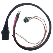 42015 Fleet Flex Plow Side Power + Ground 4 Pin Cable Western Fisher