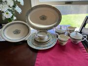 Lenox Autumn China 5 Piece Place Setting For 12