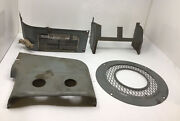 Wisconsin Thd Tfd Tjd Air Shroud Flywheel Cylinder And Side Cover W/ Data Plate