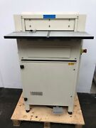 James Burn International Kl50 Power Operated Paper Punch For Wire-o Binding