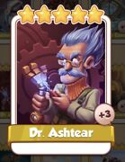 Dr. Asthear Coin Master Card 3 For Sale Get Them While They Last 1=3