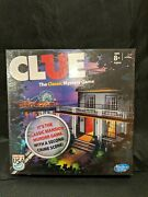 Hasbro Clue Board Game - The Classic Mystery -sealed