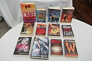 Maximum Ride Series Lot Of 8 James Patterson + 4 Related 12 Books Free S/h