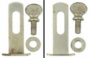 Orig. Slitting Cutter Depth Stop And Screw For Stanley No. 45 Plane - Mjdtoolparts