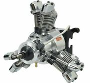 Saito Fg-19r3 3-cylinder Gasoline Radial Engine Exclusively For Model Airplanes