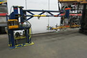 Anver Automated Vacuum 8 Cup Sheet /plate Lifter/handler 2 Axes