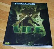 Shadowrun Vice Catalyst Game Labs