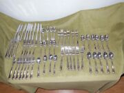 Lenox British Colonial 18/10 Stainless Flatware 60 Pieces