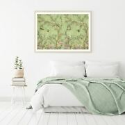 Birds And Flower Trees 3d Design Print Premium Poster High Quality Choose Sizes