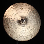 Meinl 15 Byzance Foundry Reserve Hi Hats - 980g/1250g Video Demo