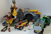 Lego City The Gold Mine Set 4204 100 Complete With Manuals