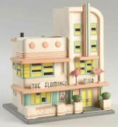 Dept 56 The Flamingo Club 4022814 Music In The City Christmas In The City Gift
