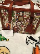 Disney Dooney And Bourke Beauty And The Beast Belle Small Shopper Tote Bag Nwts