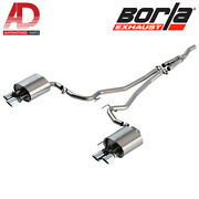 Borla 140827 S-type Cat-back Exhaust For 2019-2021 Ford Mustang Ecoboost 2.3l