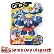 Heroes Of Goo Jit Zu Gigatusk The Elephant New Collectable Fast And Free Delivery