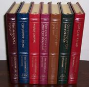 Easton Press Chronicles Of Narnia By C S Lewis In 7 Vols