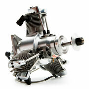 Saito Fg-60r3 3-cylinder Gasoline Radial Engine Exclusively For Model Airplanes