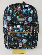 Nwt Genuine Dooney And Bourke Disney Parks Haunted Mansion Backpack Actual Bag