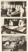 Lot Of 3 Wwi Era American Red Cross New England Division Real Photo Postcards