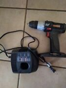 Craftsman 19.2 Volt 3/8 Drill Driver And Charger -- No Battery Included Bd0732