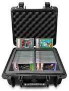 Graded Card Storage Box For Psa Graded Slabs And Other Waterproof Case Card Holder