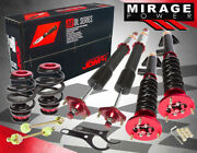Jdm Sport 91-97 E36 3-series M3 Adjustable Dampers Coilovers Suspensions System