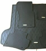 Jaguar F-pace Floor Mats Interior Protection Package Factory Genuines