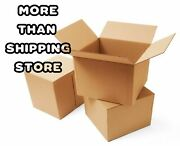 17x17x6 Moving Box Packaging Boxes Cardboard Corrugated Packing Shipping