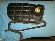 2000-2004 Corvette C5 Coolant Recovery Overflow Tank And Hoses 10430189