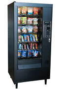 Automatic Products Ap 112 Refurbished Snack Vending Machine 4-wide Free Shipping