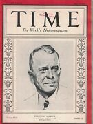 1931 Time June 1 - Las Vegas Swamped With Workers - Only 6 Police Mt. Holyoke