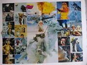 Star Wars The Empire Strikes Back Hamill Carrie Fisher Beatles Poster Germany