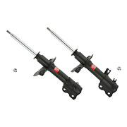 Kyb 2 Struts Front For Nissan Maxima 2002-03 Gr-2 Excel-g