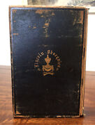 Obsequies Of Abraham Lincoln, Leather Bound, 1866, 1865 Newspaper Article