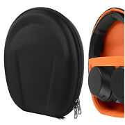 Geekria Carrying Case For Plantronics Backbeat Go 810, Pro2 Headphones