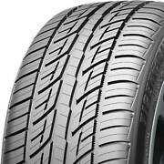 4-new 245/40zr20 Uniroyal Tiger Paw Gtz A/s 2 99y 245 40 20 Performance Tires