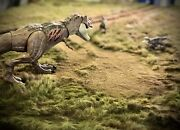Huge Jurassic Park Diorama Mat 8and039x4and039 For Dinosaurs Action Figures Arah 25th 118