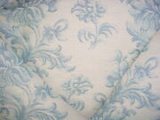 11-3/4y Scalamandre 00041248 Arles Gw French Blue Tapestry Upholstery Fabric